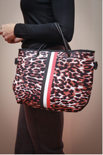 Load image into Gallery viewer, Leopard Print Bag