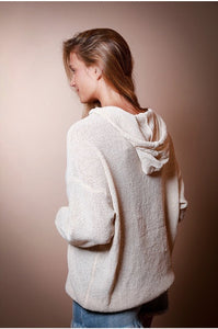 Sand Knit Pullover