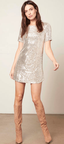 Sequin's Dress