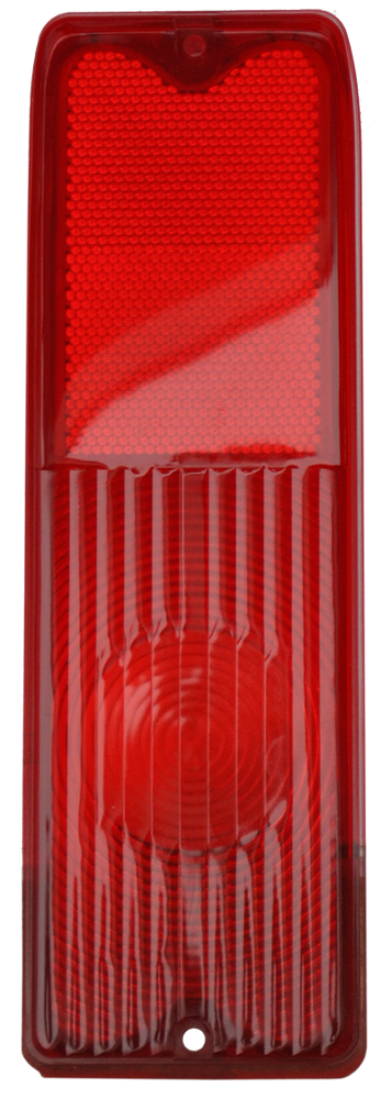 Tail Light Lens - Red - 67-72 C-10 - Part#0849-631