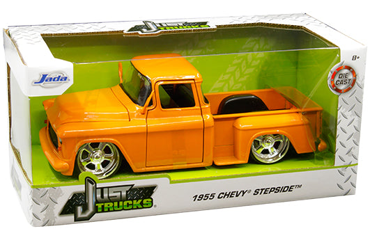 Chevrolet Pick-Up - Stepside - 1955