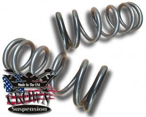"Crown Suspension 2"" Lowering Springs - Silverado/Sierra Classic Body - 99-07"