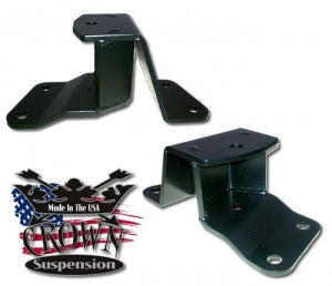 "Crown Suspension 2"" Lowering Hangers - C1500 - 88"