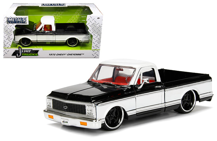 Chevrolet Cheyenne Pickup - 1972 - Custom Two-Tone