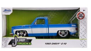 Chevrolet C-10 Pickup - 1985 - Custom Two-Tone Color