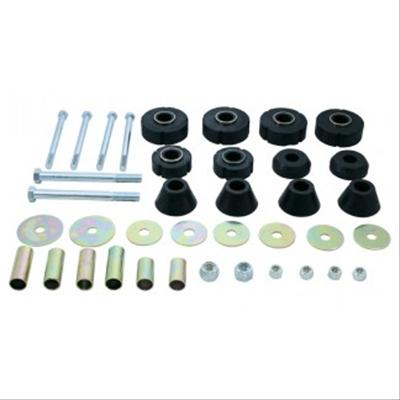 Body Mount Kit - 67-72 Rubber