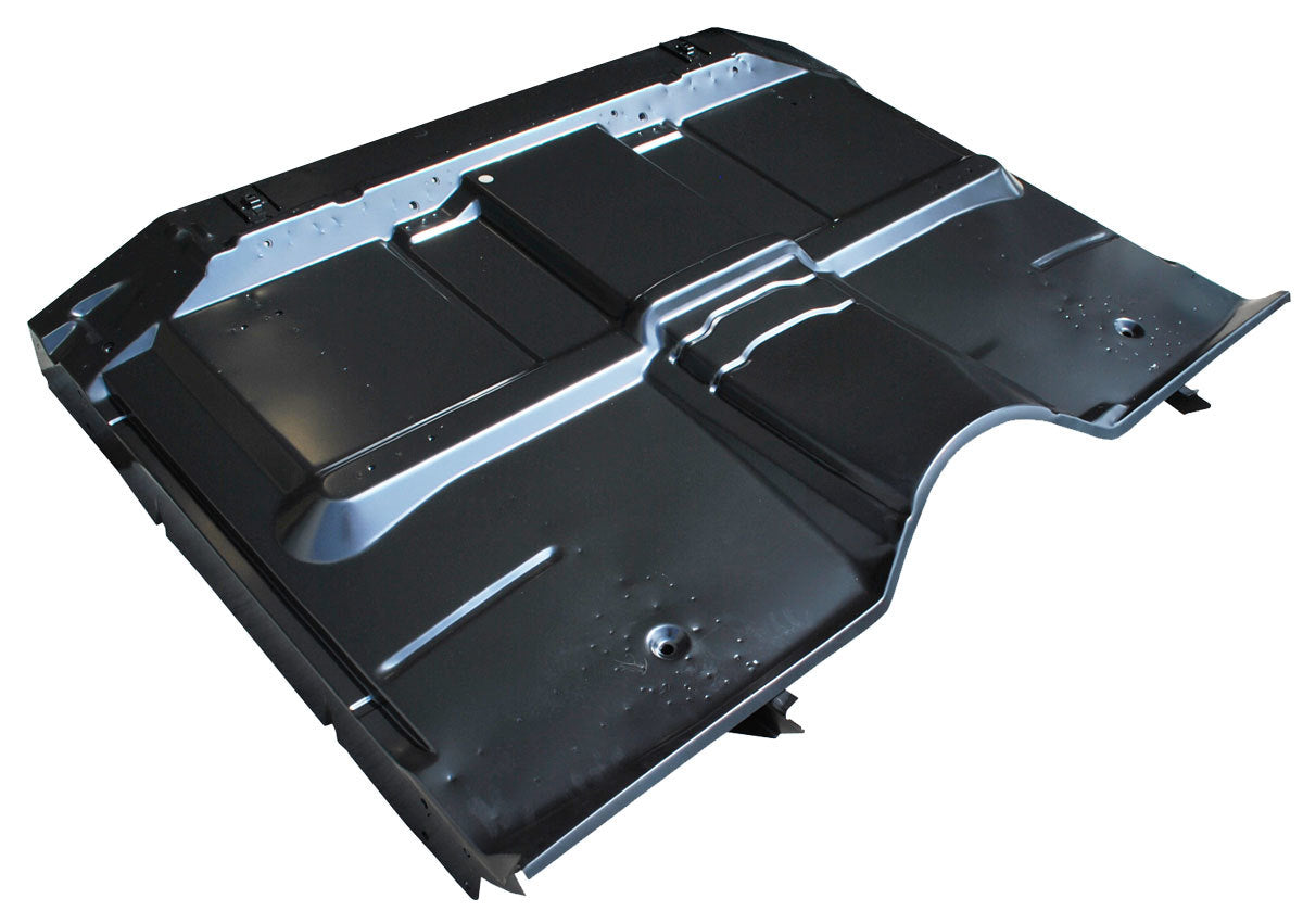 Cab Floor With Complete Assembly - 67-72 - Part#0849-220U