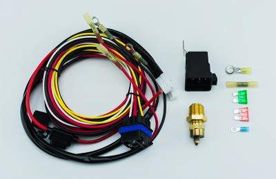 Cold Case Electric Fan Wiring Kit