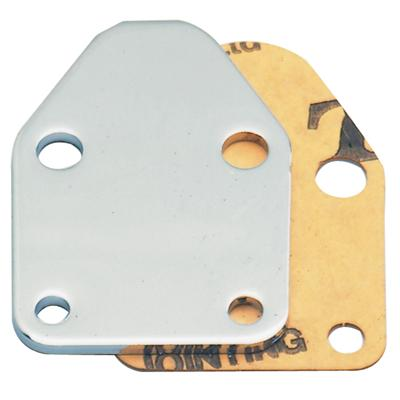 Fuel Pump Block Off Plate