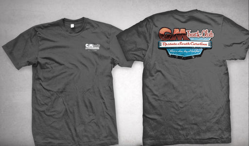 Upstate SC GM Truck Club Logo S/S T-Shirt