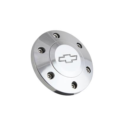 Horn Button - Polished - 6 Hole