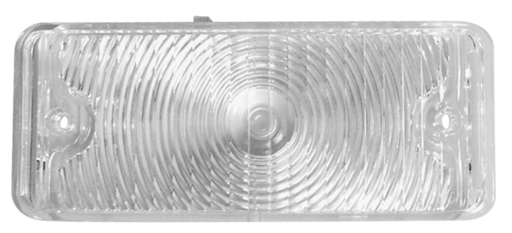 Parking Light Lens  - Clear - 67-68 - Part#0849-530