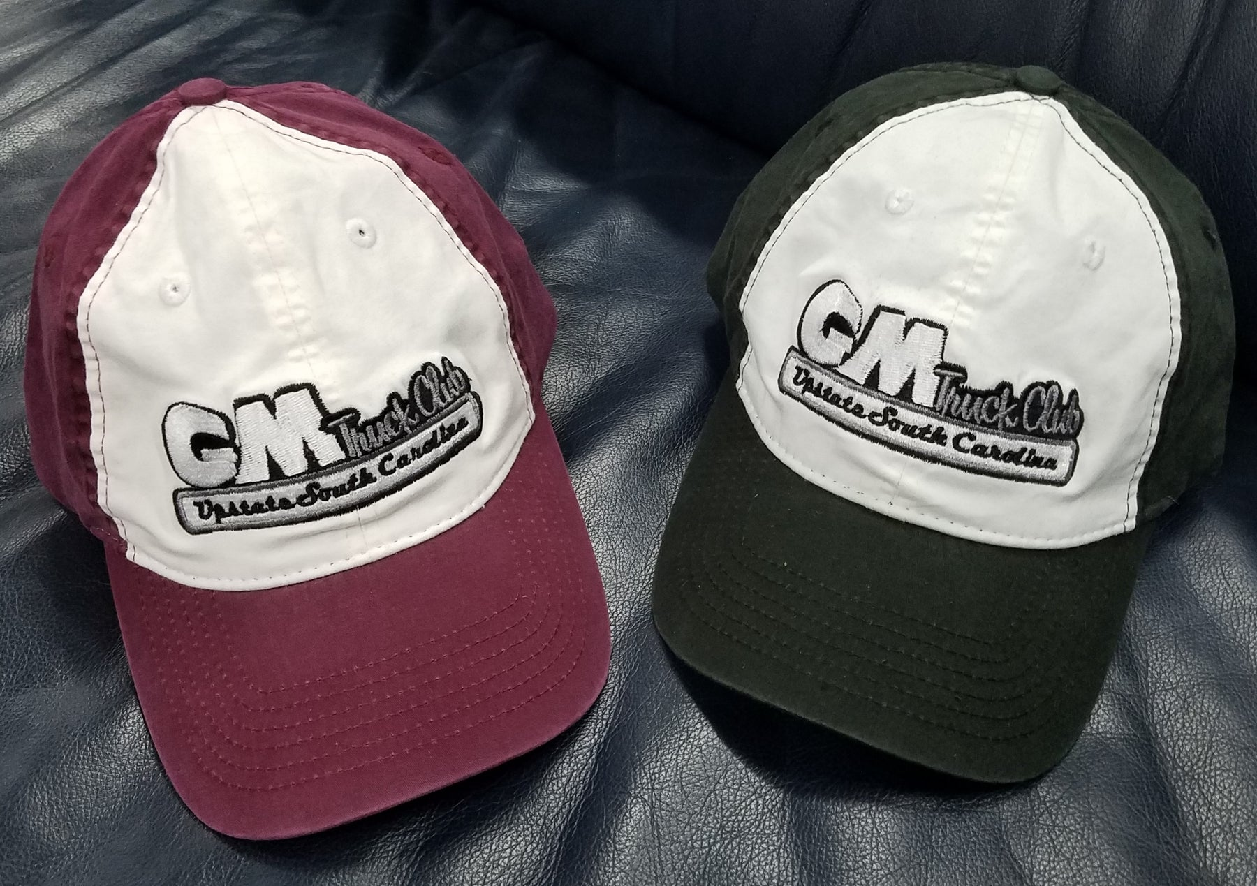 Upstate SC GM Truck Club Low Profile Hat