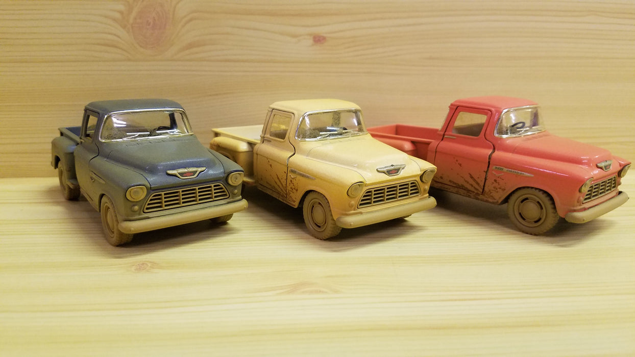 Chevrolet Stepside - 1955 - Muddy Version