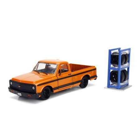 Jada Toys 1972 Chevy Cheyenne Pick-Up