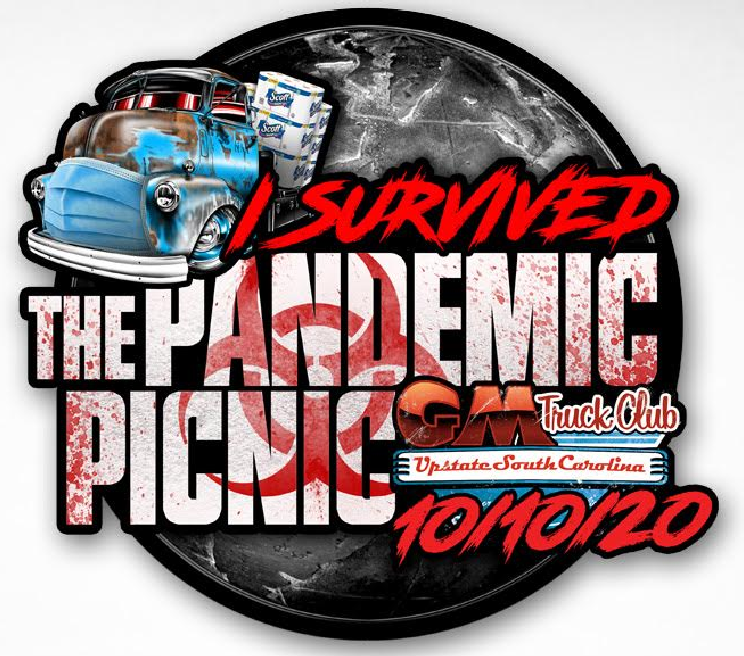 Pandemic Fall Picnic Decal