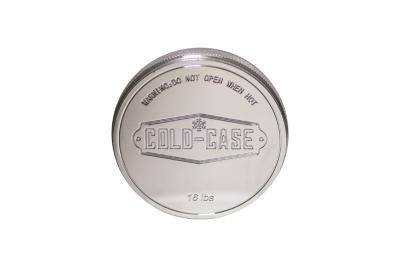 Cold Case Billet Radiator Cap Cover