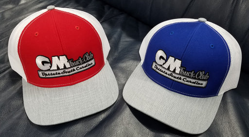 Upstate SC GM Truck Club Logo Hat