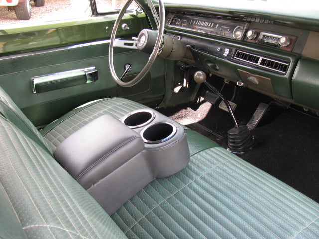 Bench Seat Shorty Console