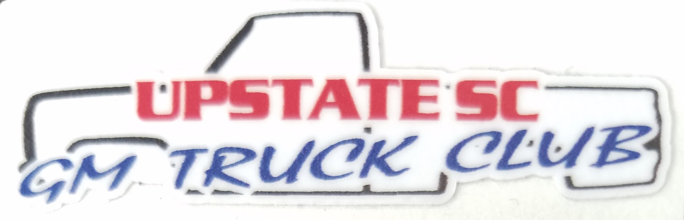 Upstate SC GM Truck Club Original Logo