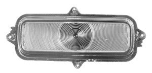Front Parking Lamp Lens - Clear - 60-66 C-10 - Part#0848-526
