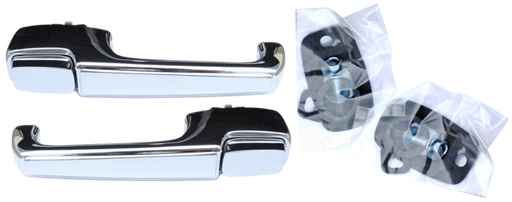 Outside Door Handle Set - L&R - 68-72 - Part#0849-356