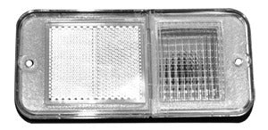 Front Side Marker Lamp - Standard W/O Trim - 68-72 C-10 - Part#0849-522