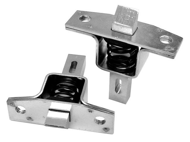 Tailgate Latches - Fleetside - 67-72 C-10 - Part#0849-421U