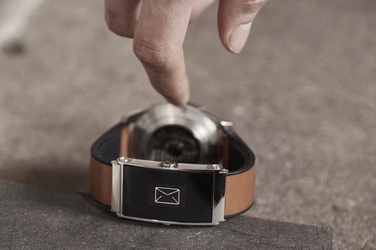 Montblanc Introduces New TWIN Smart Strap And Mobile Payment Platform