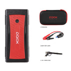 Paick Car Jump Starter 1300A Peak 14400 mAh (up to 8.0L Gas, 6.5L Diesel Engine) 12V Battery Booster