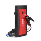 Paick 1300A Car Jump Starter 12V Auto Battery Booster with Advanced QDSP Technology (Up to 8.0L Gas, 6.5L Diesel Engine) Portable Power Bank USB3.0 Charger & LED Emergency Flashlight