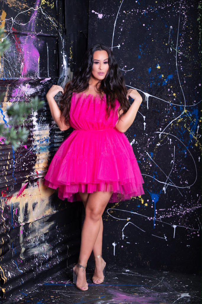 Barbie Dreams Tulle Dress