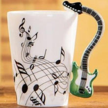 Load image into Gallery viewer, Unique guitar themed gifts. Guitar mugs - guitarlic.com