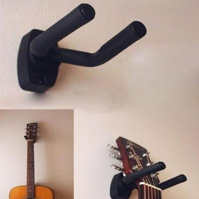 Guitar wall hangers. Wall-mounted Bracket with Screws and Holders - guitarlic.com