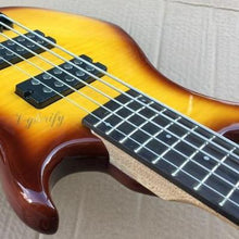 Load image into Gallery viewer, Bass guitars on sale. 5 string electric bass guitar. - guitarlic.com