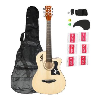 Acoustic guitars for sale. Guitar with carrying case - guitarlic.com