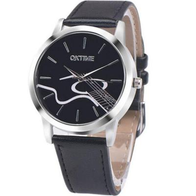 Guitar lover gift ideas. Women's wrist watch. Wrist watches for men. - guitarlic.com
