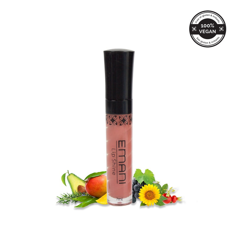 Emani Lip Shine Vegan