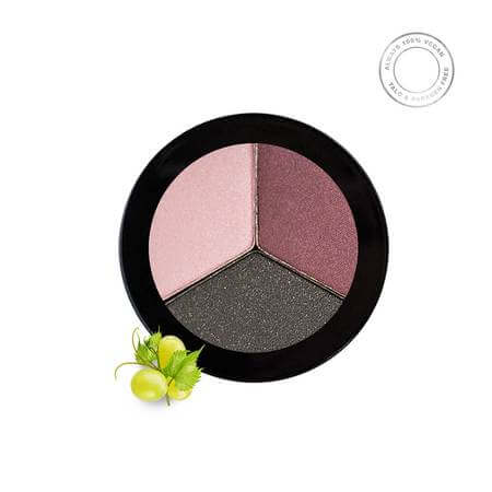 Trio Eye Color Emani Vegan Cosmetics #couleur_Tango