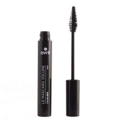 Mascara Volume Noir Bio Avril