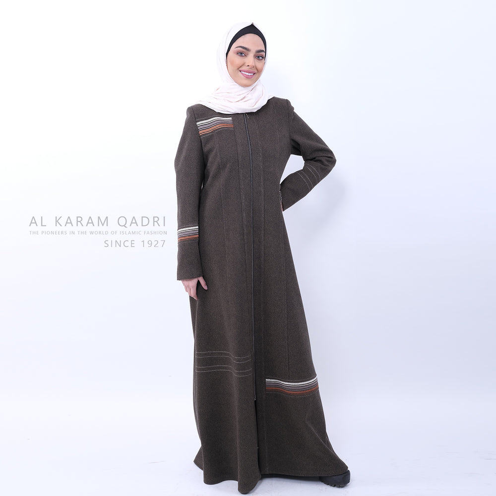 Load image into Gallery viewer, Simple Gulf Abaya