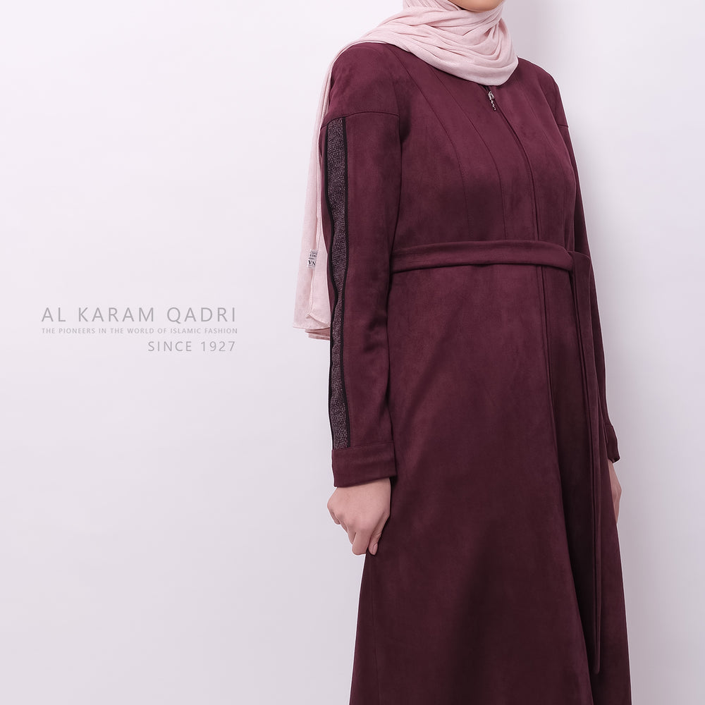 Load image into Gallery viewer, Simple Black Gulf Abaya