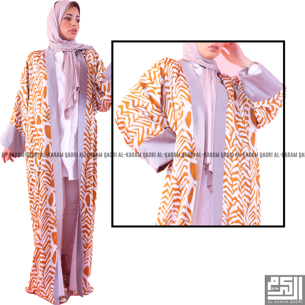 Load image into Gallery viewer, Colorful Silk Abaya