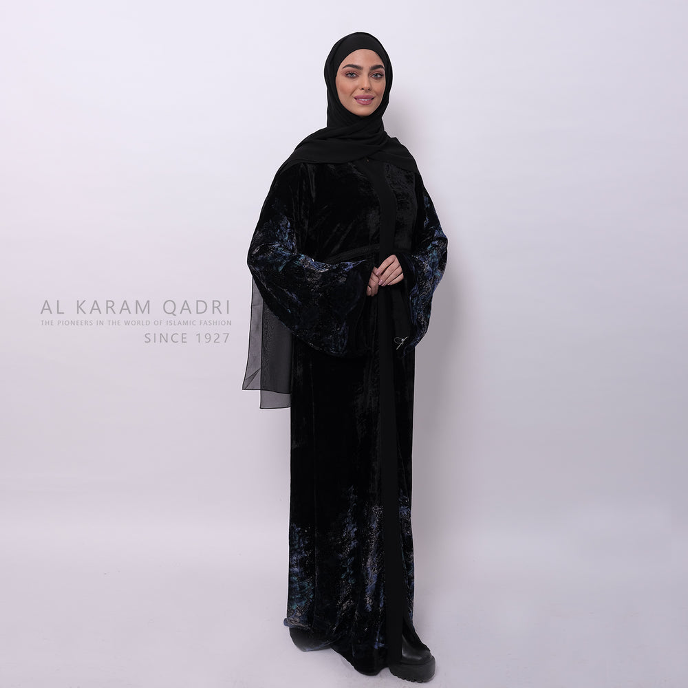 Load image into Gallery viewer, Simple Daily Gulf Abaya