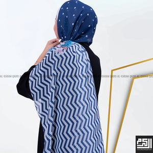 Load image into Gallery viewer, Printed Georgette Shawl