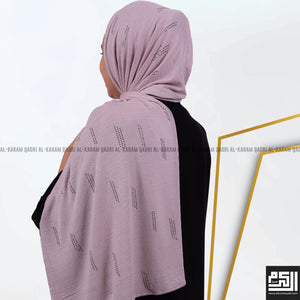 Modern Embroidered Shawl..