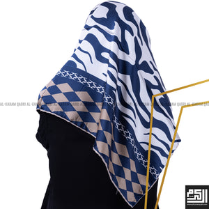 Modernly Designed Square Scarf