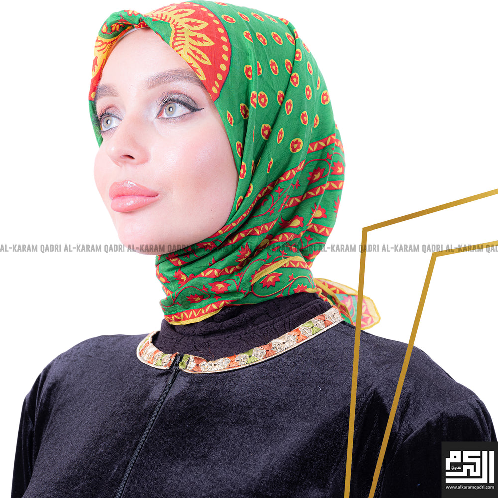Traditional Palestinian Scarf