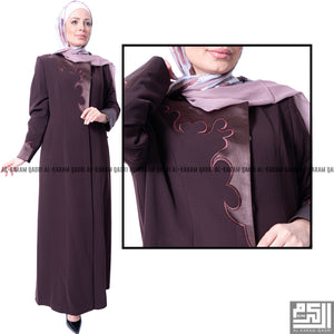 Load image into Gallery viewer, Satin Formal Jilbab