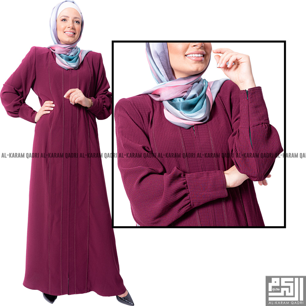 Load image into Gallery viewer, Colored Abaya